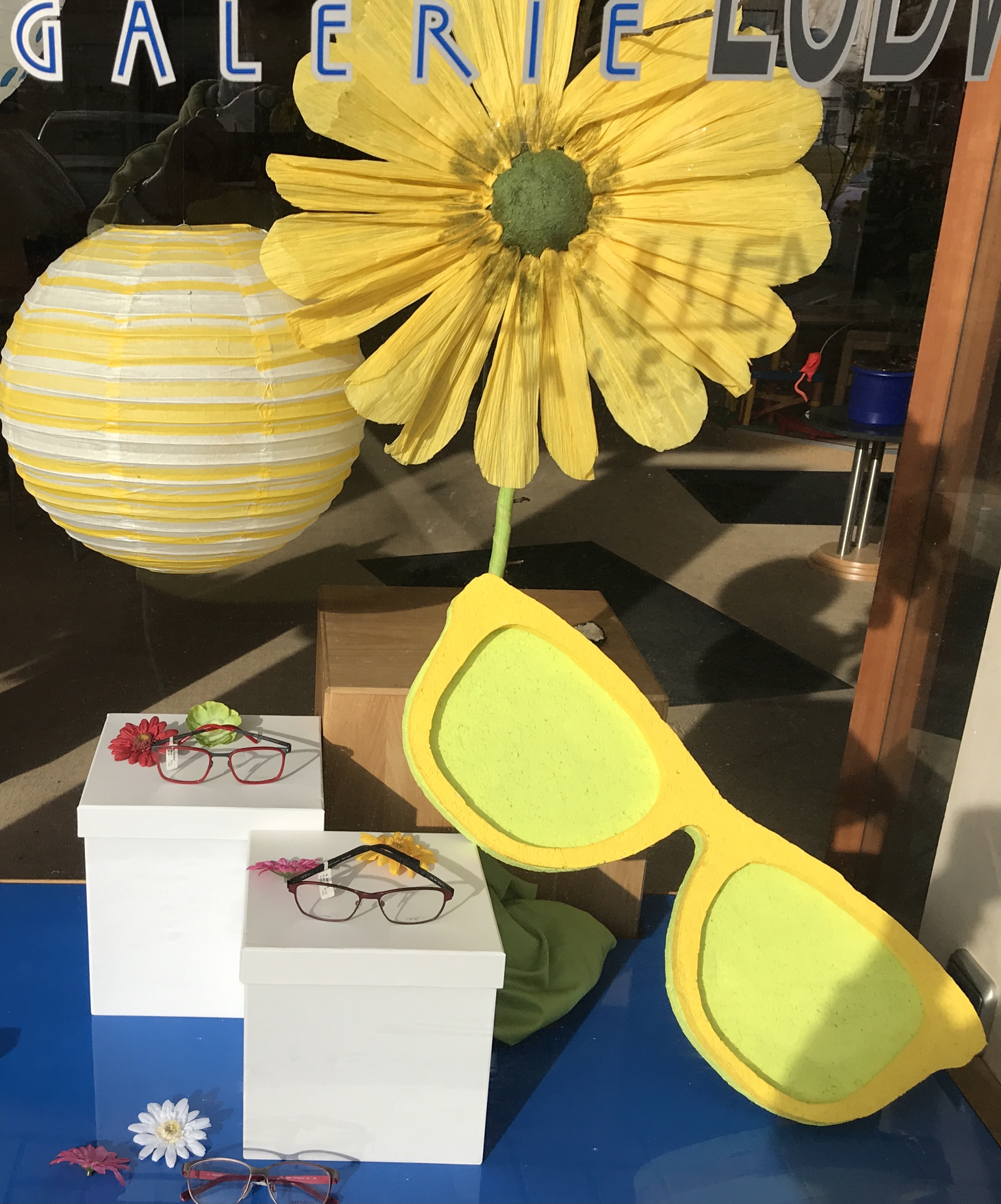 Frühlingsfarbe gelb